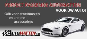 Automatten.nl, 100% pasvorm automatten voor iedere auto