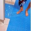 Soft-Step (535), Hygienische matten